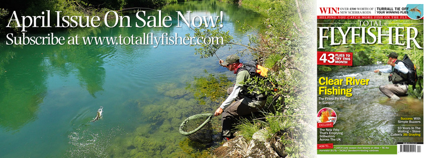 Urko Fishing Adventures Fly Fishing Slovenia Total Flyfisher